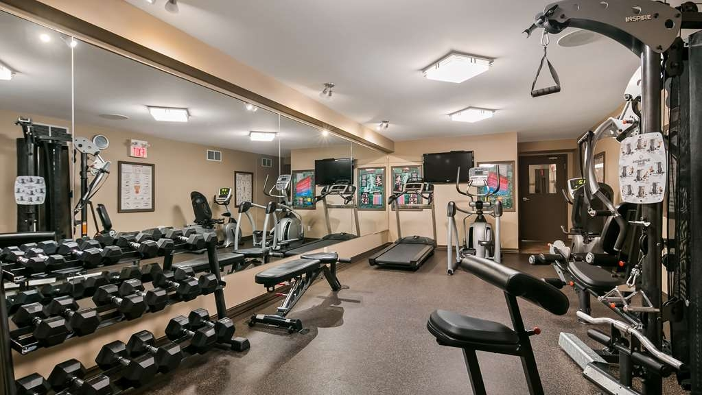 Best Western Plus Baker Street Inn & Convention Centre - Fitnessstudio