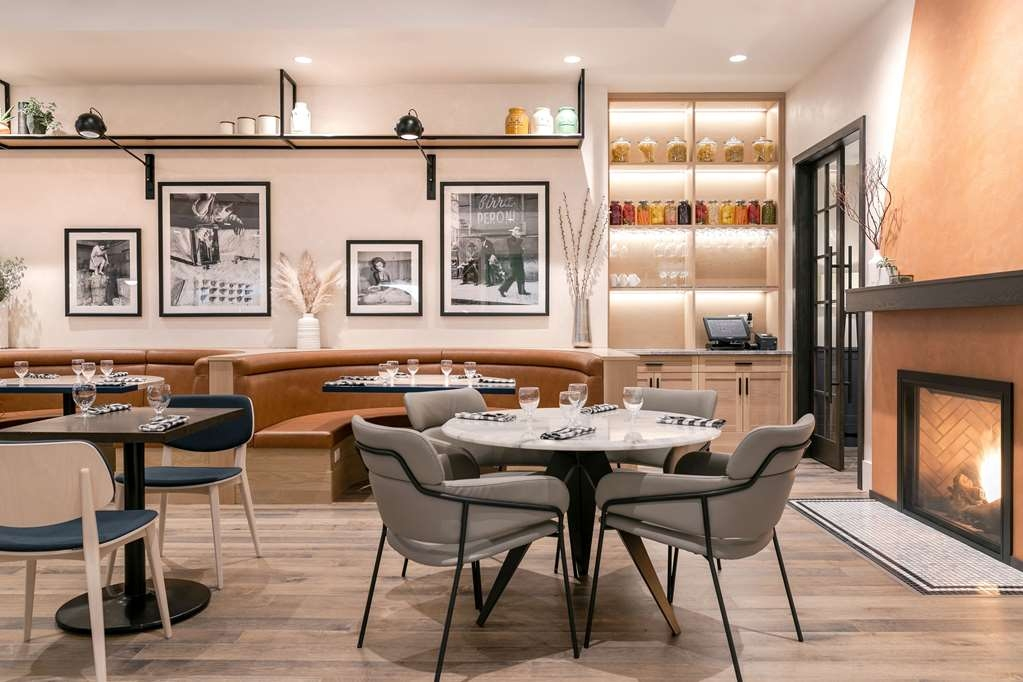 Best Western Plus Baker Street Inn & Convention Centre - Restaurant / Gastronomie