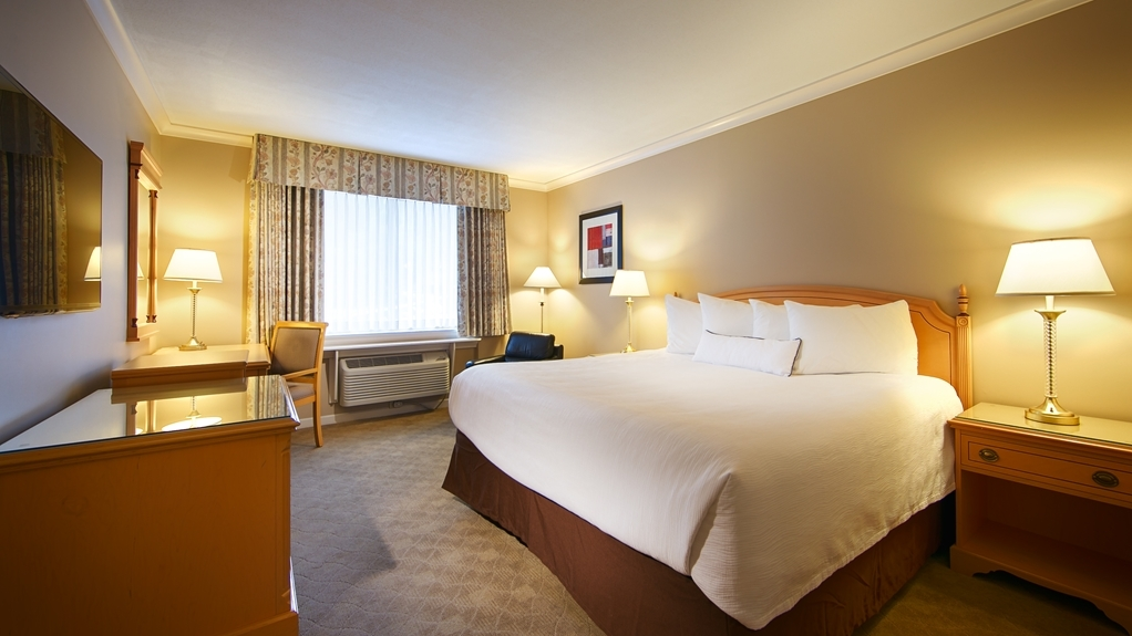 Best Western Plus Columbia River Hotel - Chambres / Logements