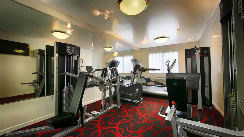 Best Western Plus Columbia River Hotel - exercise chambre