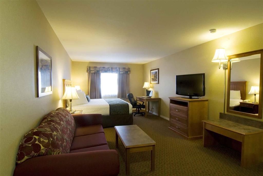 Best Western Plus Sunrise Inn - Habitaciones/Alojamientos