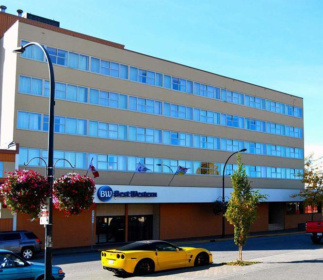 Best Western Terrace Inn - Aussenansicht