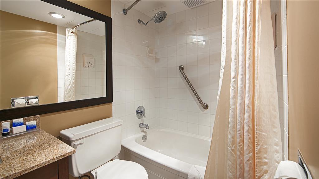Best Western Terrace Inn - Badezimmer