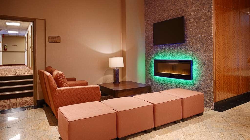 Best Western Terrace Inn - Lobbyansicht