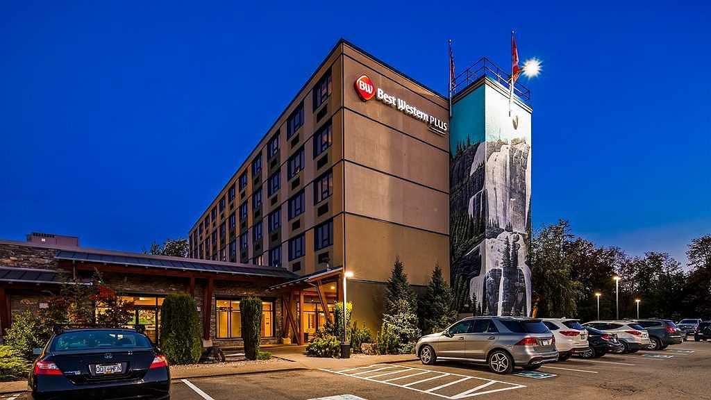 Best Western Plus Barclay Hotel - Aussenansicht