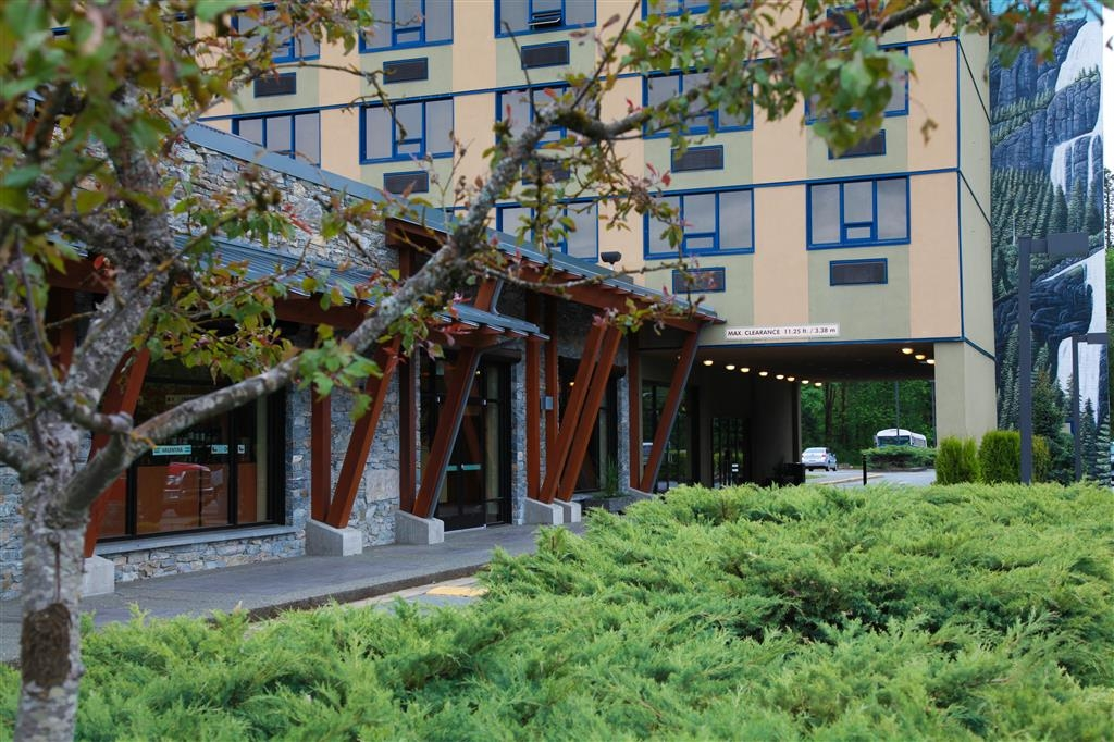 Best Western Plus Barclay Hotel - Außenansicht