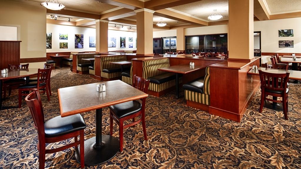 Best Western Plus Barclay Hotel - Restaurant / Gastronomie