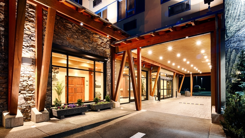 Best Western Plus Barclay Hotel - Facciata dell'albergo
