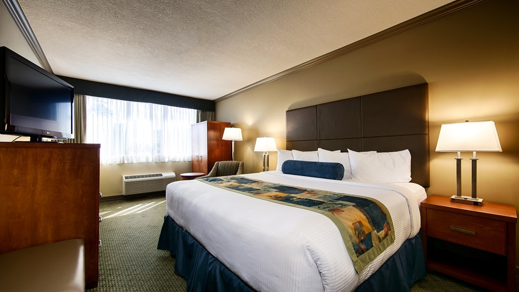 Best Western Plus Barclay Hotel - King Guest Room