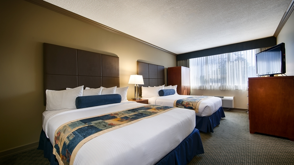 Best Western Plus Barclay Hotel - Camere / sistemazione