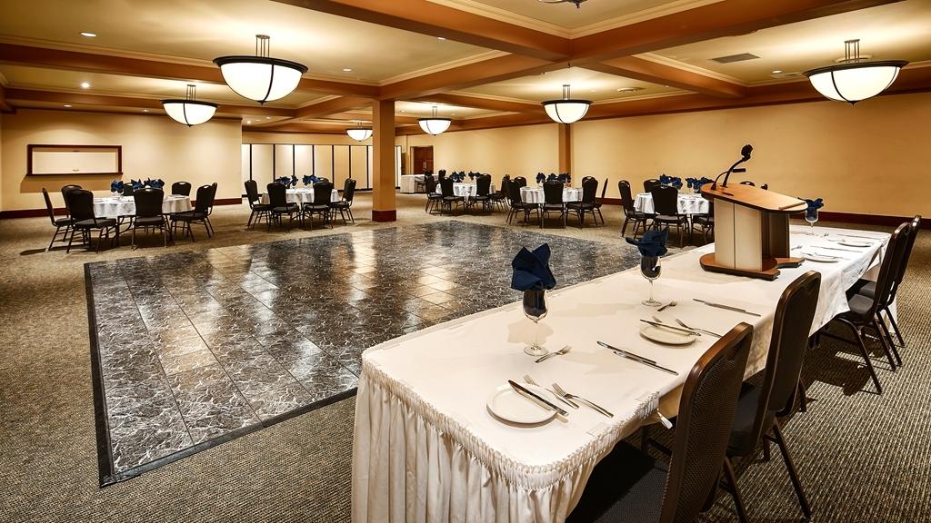 Best Western Plus Barclay Hotel - Besprechungszimmer