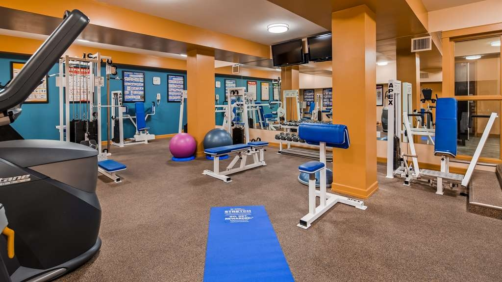 Best Western Plus Barclay Hotel - Fitness Centre