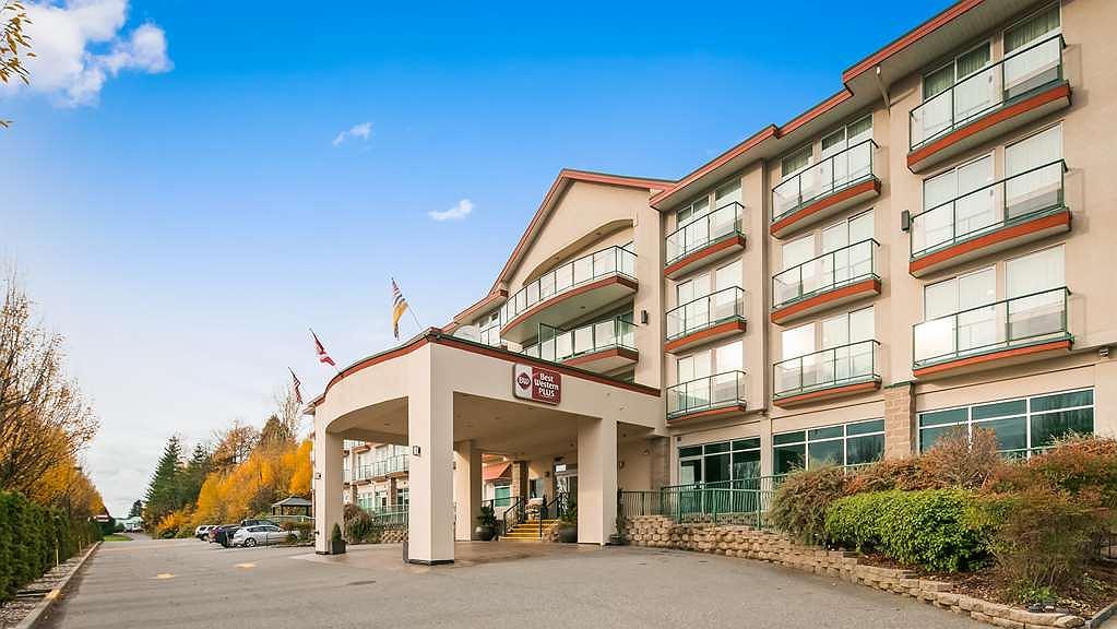 Best Western Plus Mission City Lodge - Vista exterior