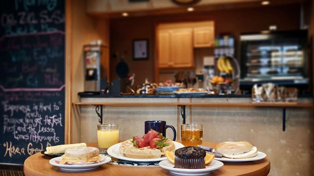 Best Western Plus Mission City Lodge - Le petit déjeuner buffet