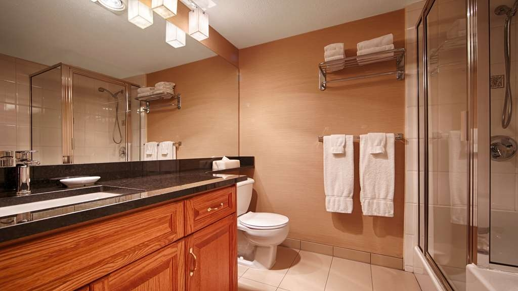 Best Western Plus Mission City Lodge - Salle de bain