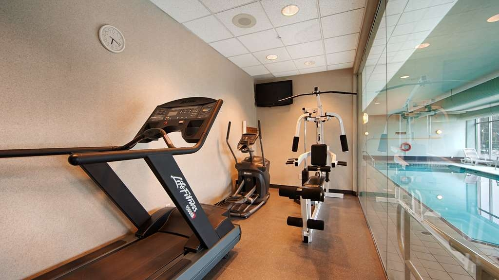 Best Western Plus Mission City Lodge - Club de remise en forme