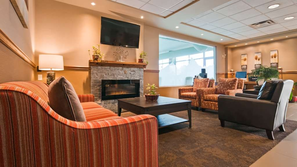 Best Western Plus Mission City Lodge - Vue du lobby