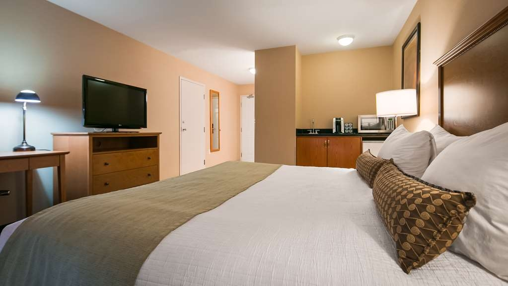 Best Western Plus Mission City Lodge - Chambres / Logements