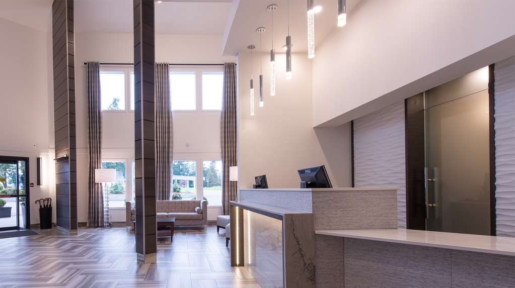 Best Western Northgate Inn - Vista del vestíbulo