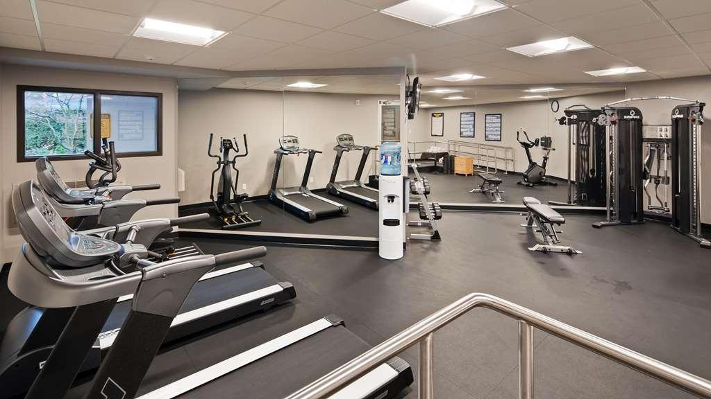 Best Western Northgate Inn - Club de salud