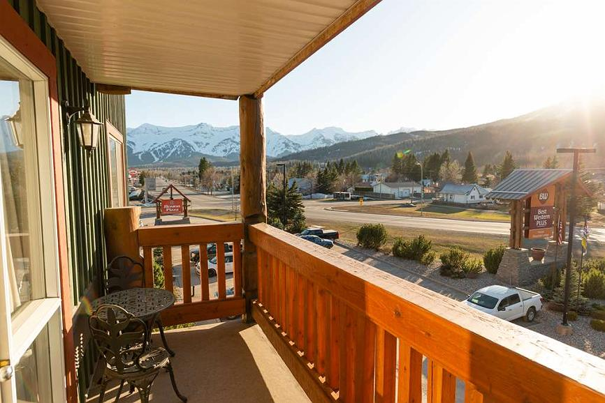 Best Western Plus Fernie Mountain Lodge - Area esterna