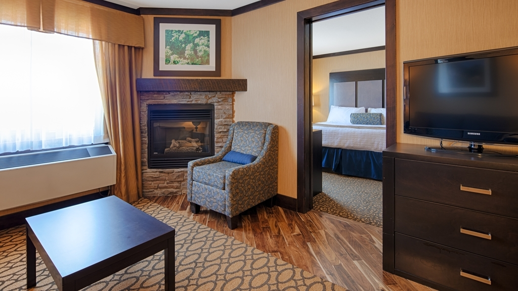 Best Western Plus Fernie Mountain Lodge - Suite