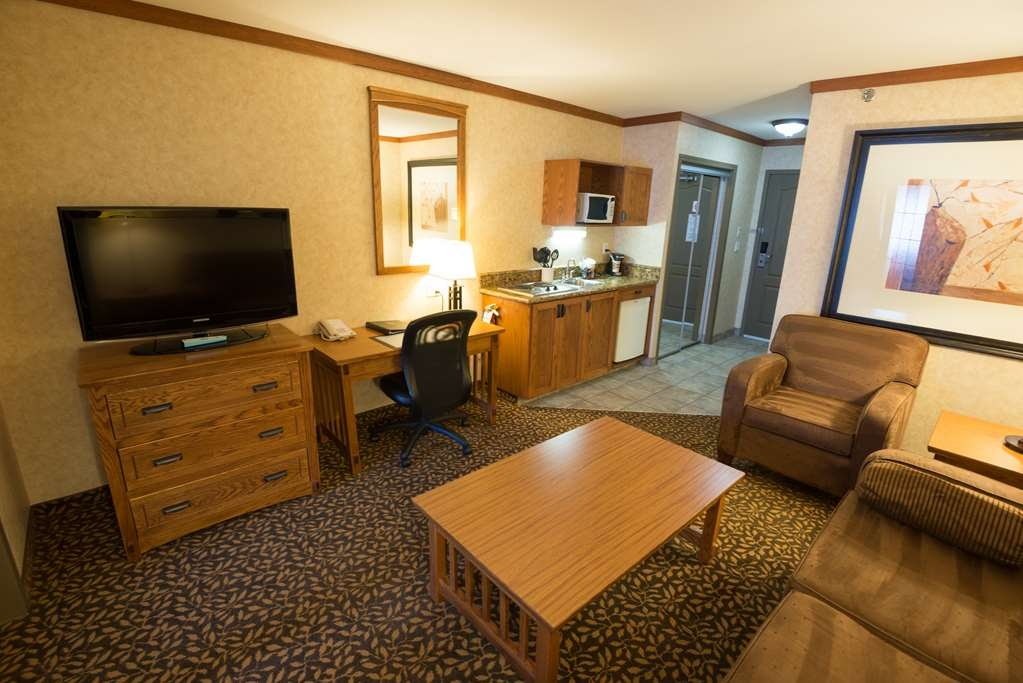 Best Western Plus Fernie Mountain Lodge - suite ejecutiva