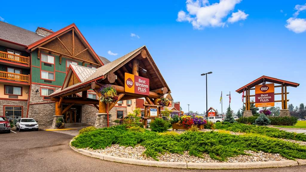 Best Western Plus Fernie Mountain Lodge - Vista Exterior