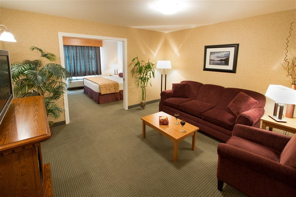 Best Western Sicamous Inn - Suite
