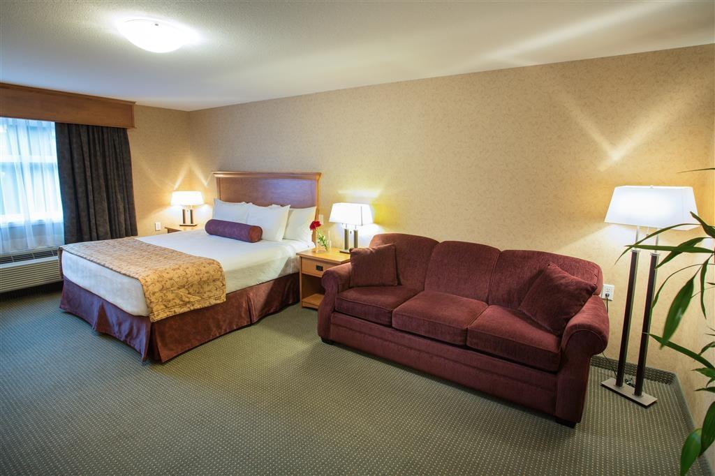Best Western Sicamous Inn - Chambres / Logements