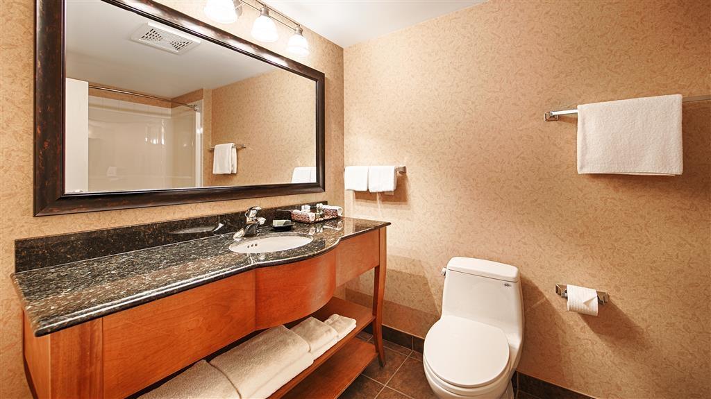Best Western Sicamous Inn - Salle de bain