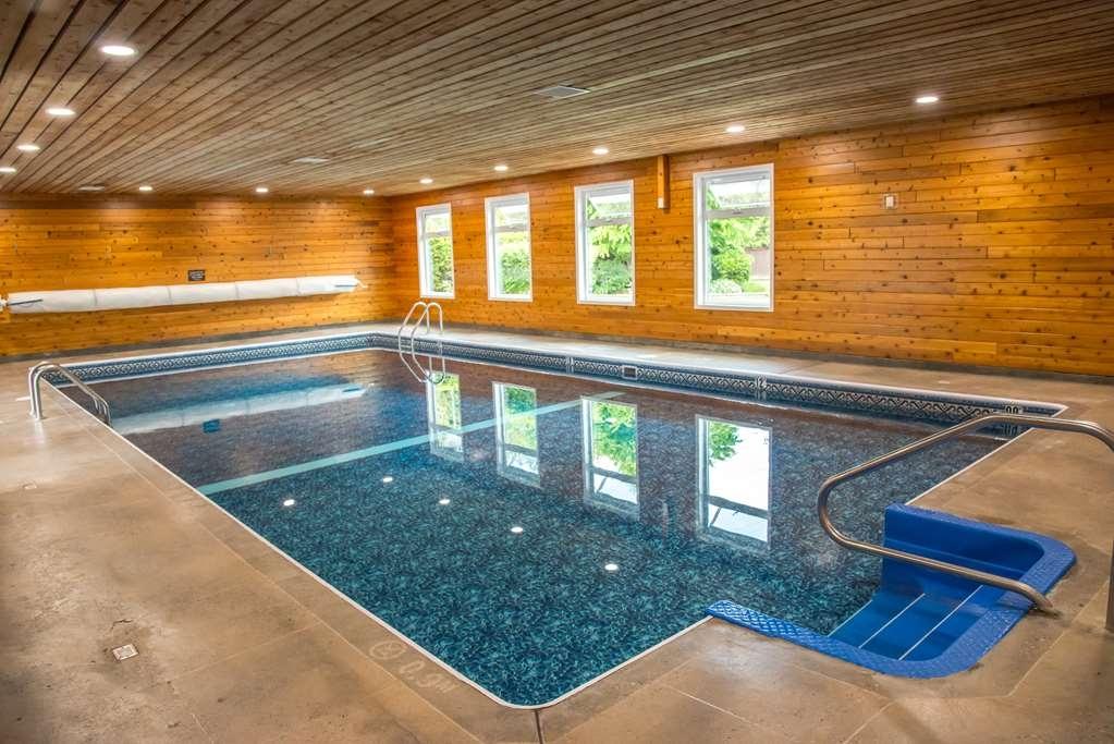 Best Western Sicamous Inn - Vue de la piscine