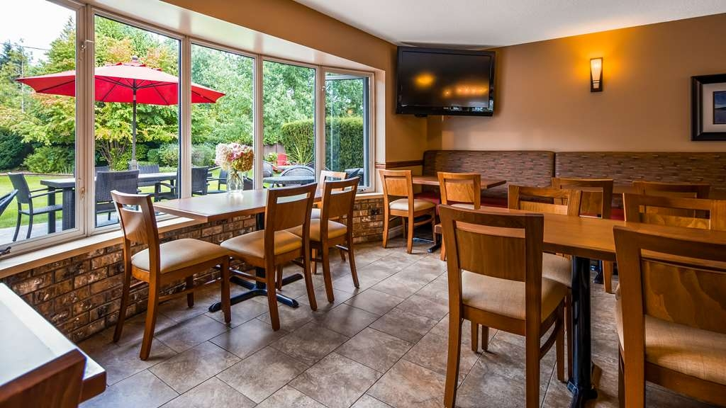 Best Western Sicamous Inn - Ristorante / Strutture gastronomiche