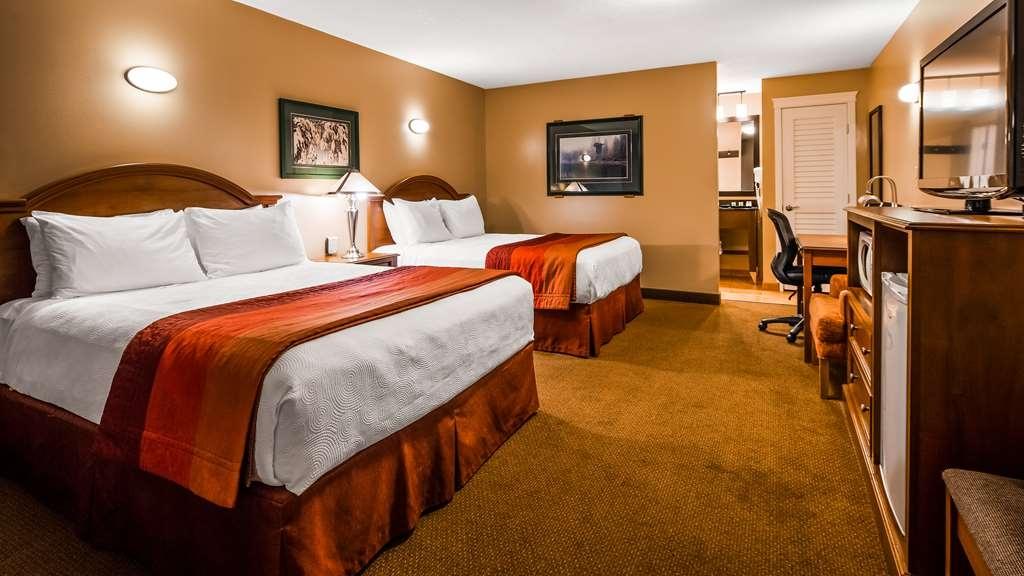 Best Western Sicamous Inn - Guest Room