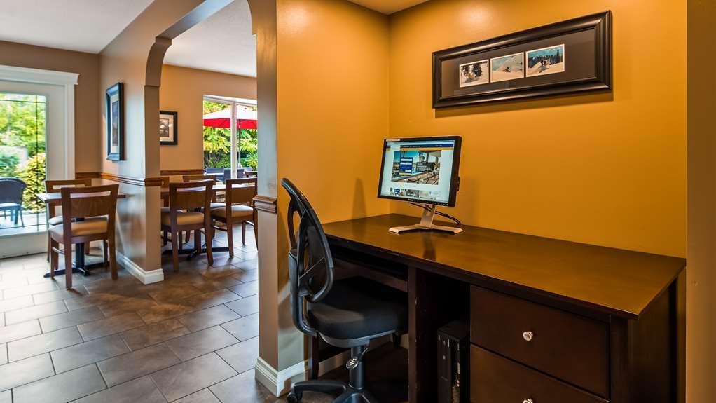 Best Western Sicamous Inn - Business Centre