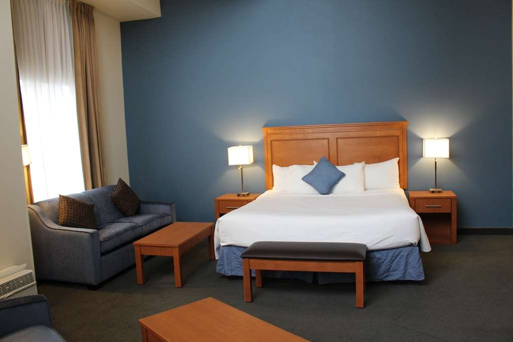 Best Western Plus Uptown Hotel - Suite