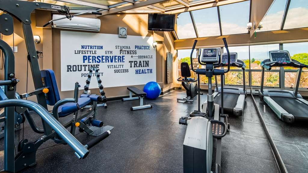 Best Western Plus Uptown Hotel - Fitness Centre