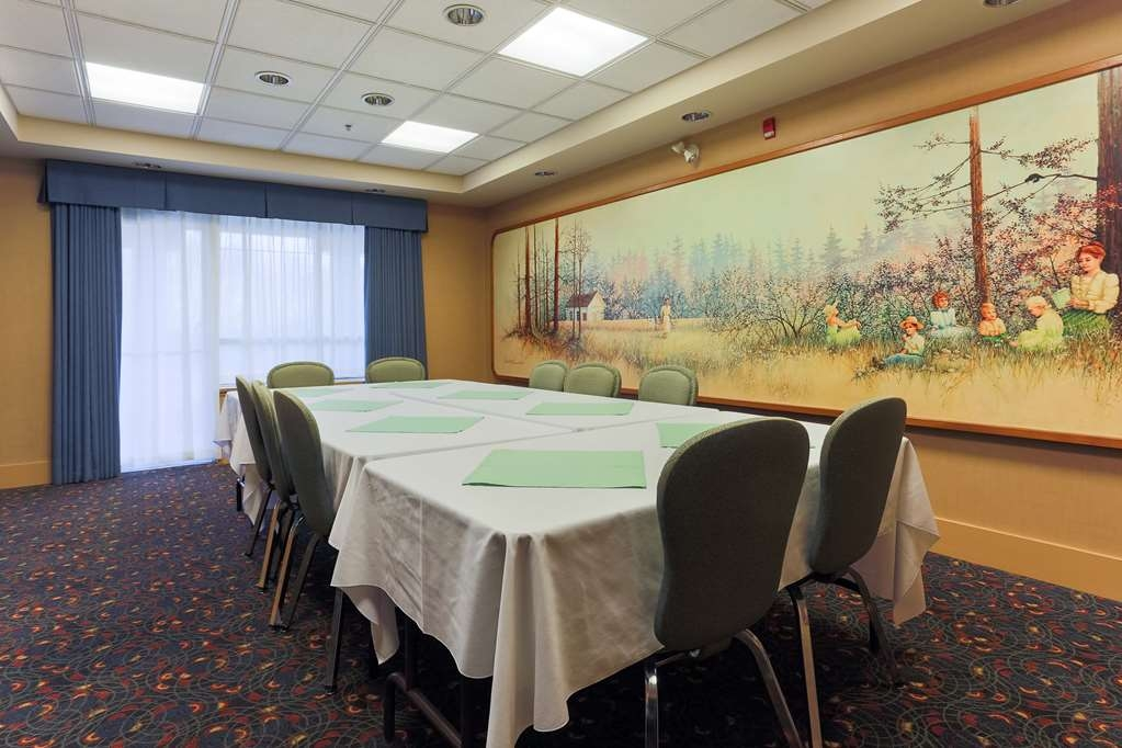 Best Western Plus Chemainus Inn - Meeting Room