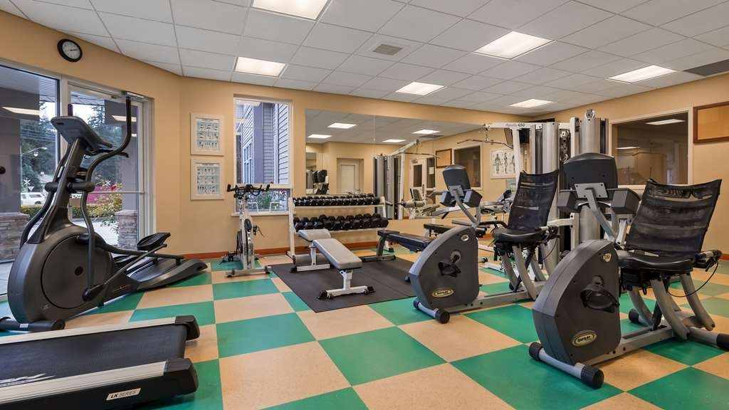 Best Western Plus Chemainus Inn - Club de remise en forme