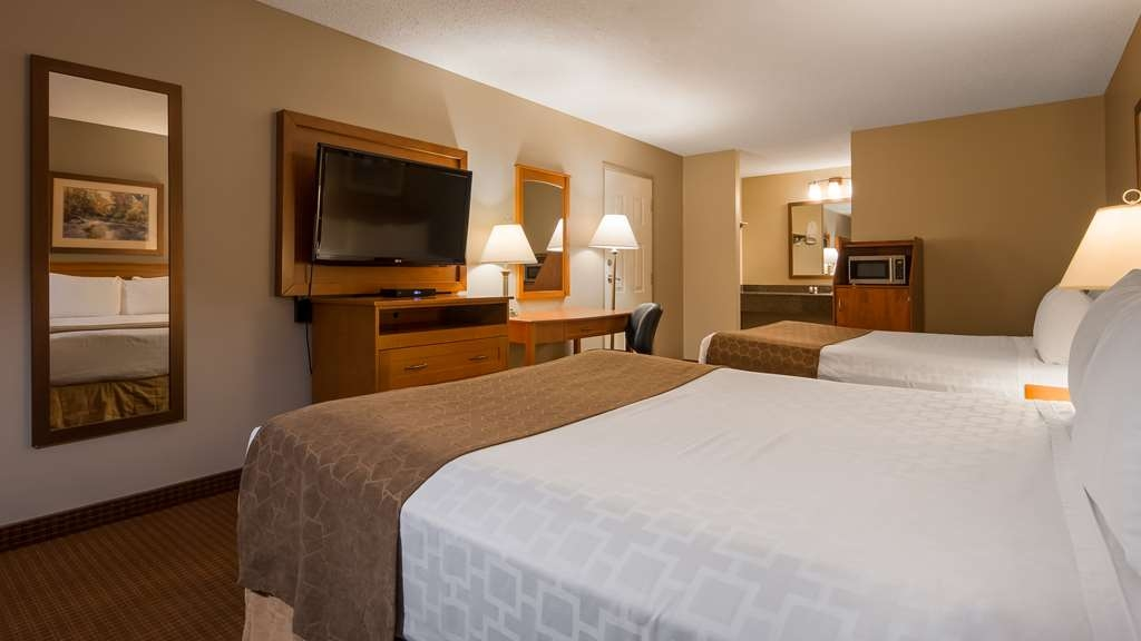 Best Western Salmon Arm Inn - Guest Room