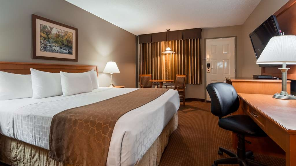 Best Western Salmon Arm Inn - Chambres / Logements