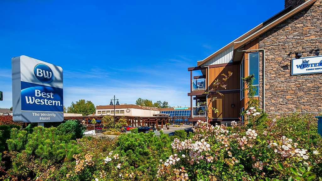 Best Western The Westerly Hotel - Area esterna
