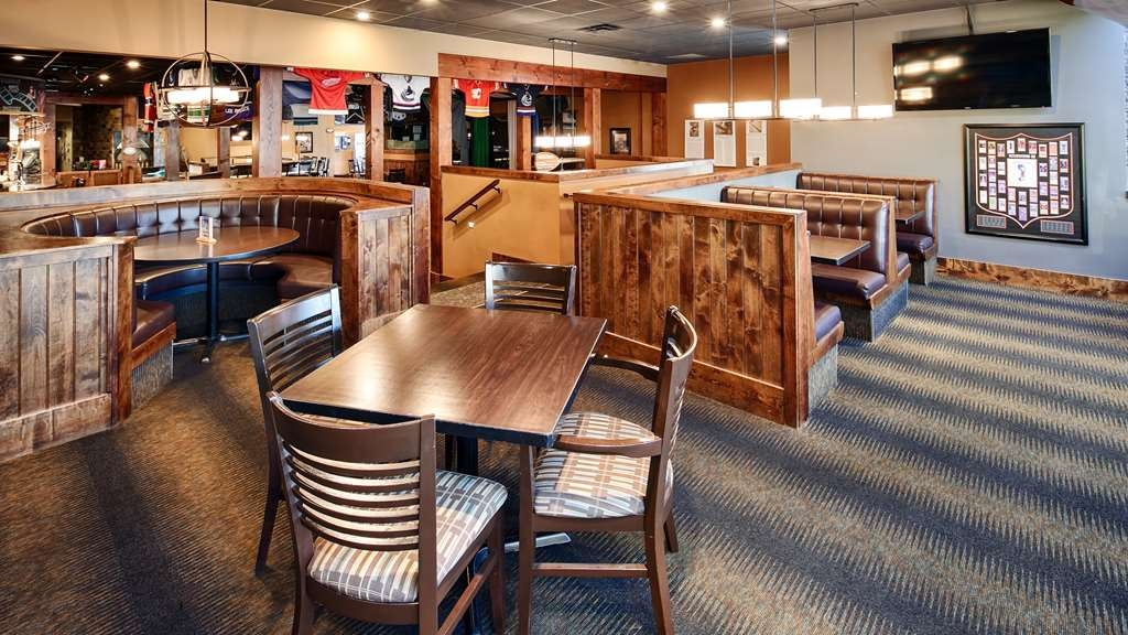 Best Western The Westerly Hotel - Bar/Lounge
