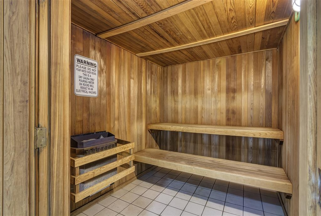 Best Western Peace Arch Inn - Sauna