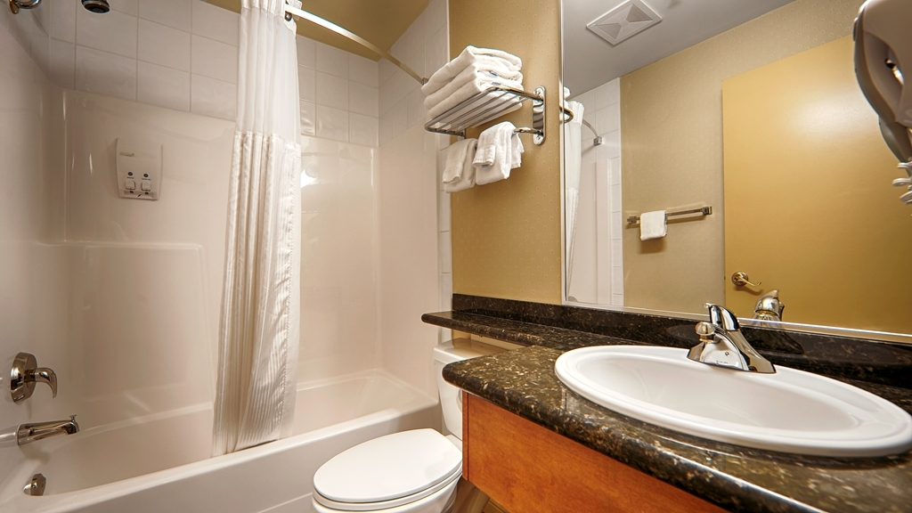 Best Western Peace Arch Inn - Bagno