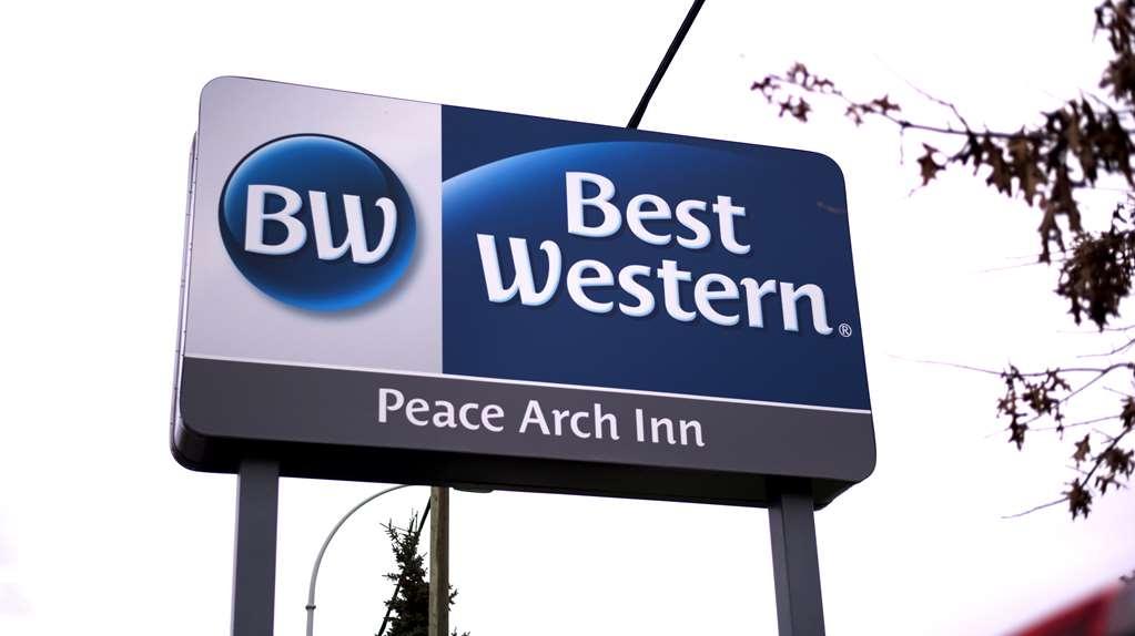 Best Western Peace Arch Inn - Façade
