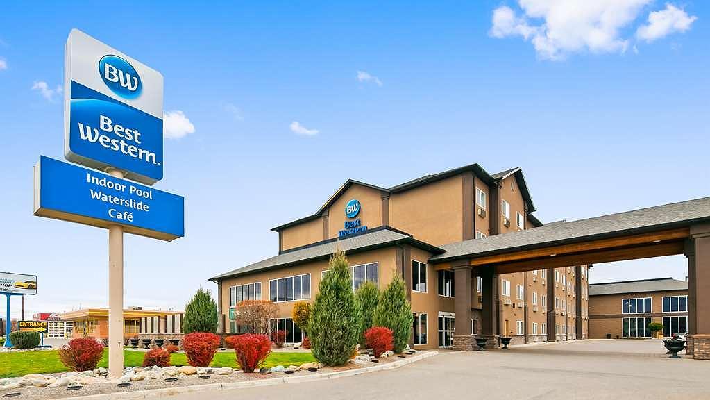 Best Western Cranbrook Hotel - Area esterna