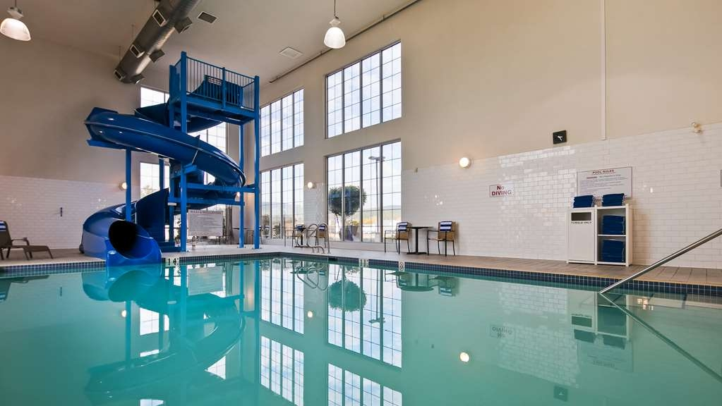Best Western Cranbrook Hotel - Indoor Pool