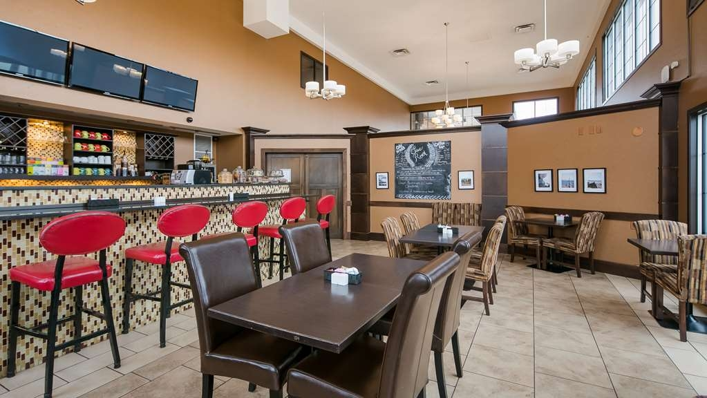 Best Western Cranbrook Hotel - Breakfast Area