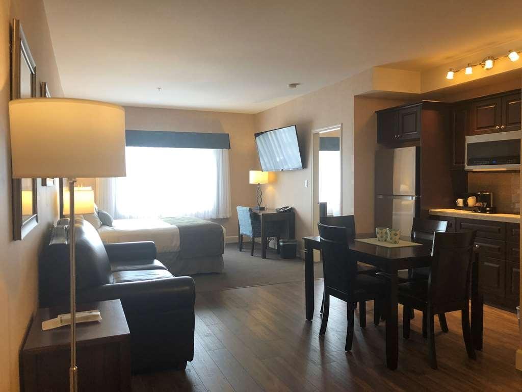 Best Western Cranbrook Hotel - habitación de huéspedes-amenidad